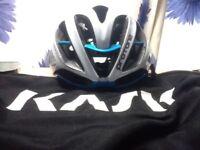 Kask Protone 2.0 White/Blue Medium (M) helmet