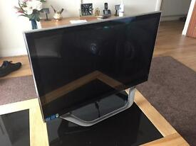 """Samsung all-in-one with 23"""" touchscreen"""