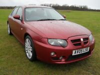 ROVER MGZT+CDTI 135, 2005, DIESEL, F/S/HISTORY, LAST OWNER 11 YEARS, SUPERB, ROVER ZR ZS.