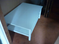 white coffee table ikea approx size 30 inch's by 47 height 18