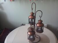 Lovely tea light lantern