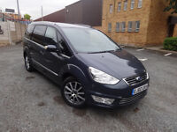 Ford Galaxy Titanium Tdci Automatic Diesel 0% FINANCE AVAILABLE