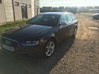 Audi A4 2.0 tdi estate 2012