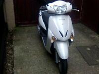 Honda lead 108cc