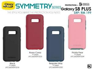 GALAXY s8 AND s8 Plus , And Galaxy  s8 / s8 Plus  OTTER BOX DEFENDER AND SYMMETRY CASES !!! 4 Colours
