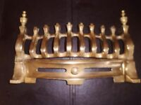 Blenheim - Solid Brass ~ Fire Fret / Fender / Grill / Grate Front
