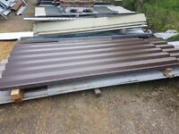 Tin Roof Sheets Plastic Coated Sheds Garage Roofing Sheets Stables Ely Cambridgeshire