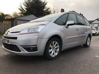 2007 Citroen Grand C4 Picasso 1.6 HDi Exclusive EGS 5dr,Automatic,Diesel,1 previous Owner,7 Seater