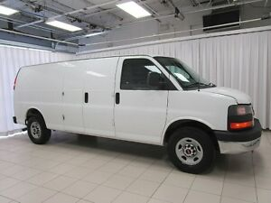 2014 GMC Savana 1 TON EXTENDED CARGO VAN 5DR 2PASS WAS $19995 NO