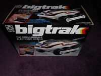 Big Trak electronic progammable vehicle New/unused