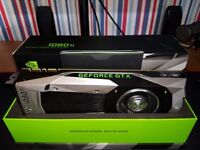 NVIDIA GeForce GTX 1080 Ti Founders Edition - Boxed