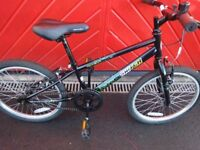 Boys bike - Apollo Switch size 20 inch suitable age 7 - 9 yrs