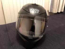 AGV K3 SV Matt black motorcycle helmet M