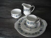Paragon 21Piece fine bone china Tea Set in perfect condition