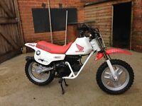 Honda qr 50 kids bike
