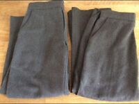 Two Pairs Of Boys Trousers Age 5 Years