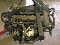 X12 XE engine code Corsa B 1.2 16v engine good working condition checked and tested