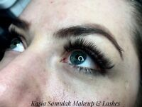 EYELASH EXTENSIONS -Individual and Russian Volume)