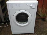 7kg Indesit Vented Dryer