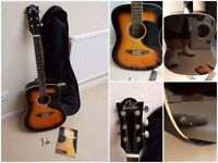 Eko ranger 6 acoustic guitar.