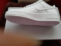 Nike air force 1 trainers 5.5