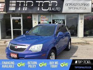 2008 Saturn VUE XR ** Looks Great, Well Equipped Great Value **