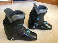 Easy On/Off Ski Boots