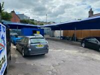 Hand Car wash and valeting Center For Sale