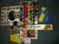 professional Face painting products & books