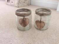 10 Jars used for wedding