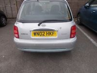 nissan micra , new mot in the morning, 1.0 nice drive