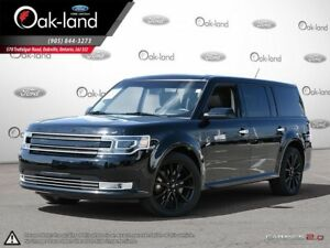 2018 Ford Flex Limited Limited|Nav|Big Sunroof|Dvd|Tons Of Optio