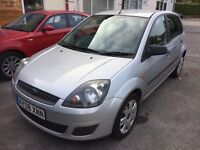 07873 638269 STILL FOR SALE - 2008 Ford Fiesta 1.4 Style Climate – 4 Door