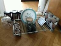 Kitchen accessory Beech cd rack