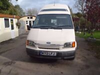 Ford transit camper duetto