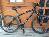 """Adults Specalized Hardrock Sport bike. 17"""" frame. 26"""" Wheels."""