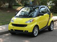 2008 Smart Fortwo Passion Convertible (12500 Kms)