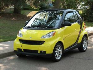 2008 Smart Fortwo Passion Convertible (15000 Kms)