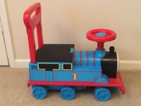 Thomas the Tank Engine Sit and Ride Toy