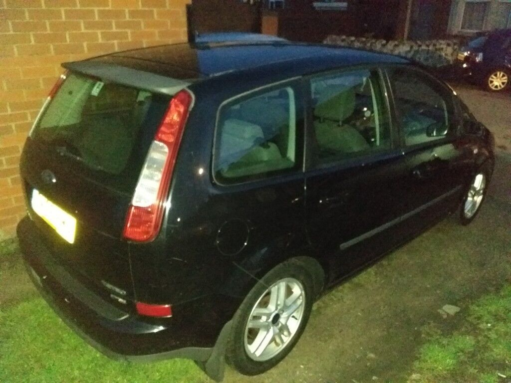 Ford C Max Renault Clio 2 Cars For The Price Of 1