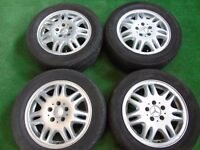 "MERCEDES VITO, VIANO 16"" ALLOY WHEELS"