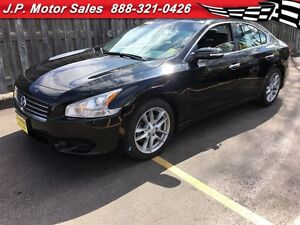 2011 Nissan Maxima 3.5 SV, Automatic, Leather, Power Sunroof, He