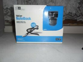 WEBCAM NOTEBOOK INCLUDING HEADSET WITH MIC- SEALED