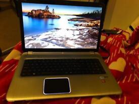 "HP laptop 17"""