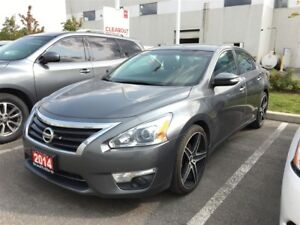 Nissan Altima 3.5 sl 20 `wheels and navigation 2014
