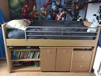 Dreams Hampshire cabin bed