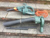 Black & Decker GW250 Leaf Blower & Vaccum