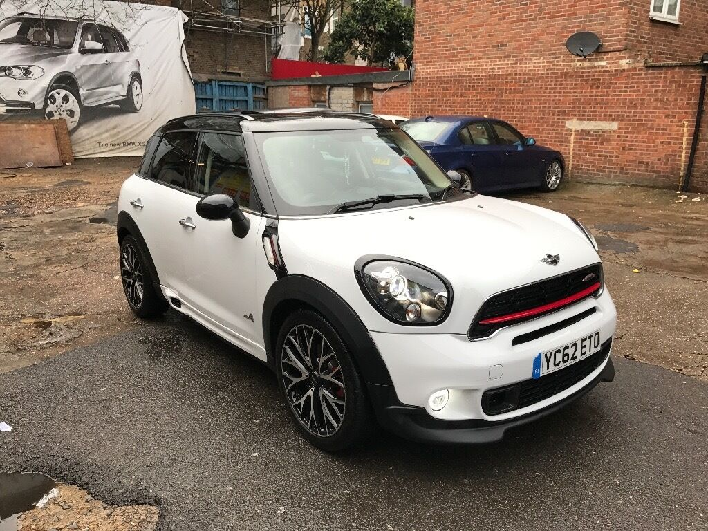 2012 mini countryman sd all 4 john cooper works kit in