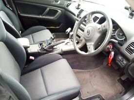 Subaru Legacy LPG