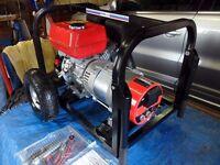 Generator 4 stroke 240 volt